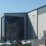 SPW600 and SF52 Curtain Walling