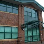 SPW300 Window, SCW Curtain Walling, SD Doors and Custom Canopy